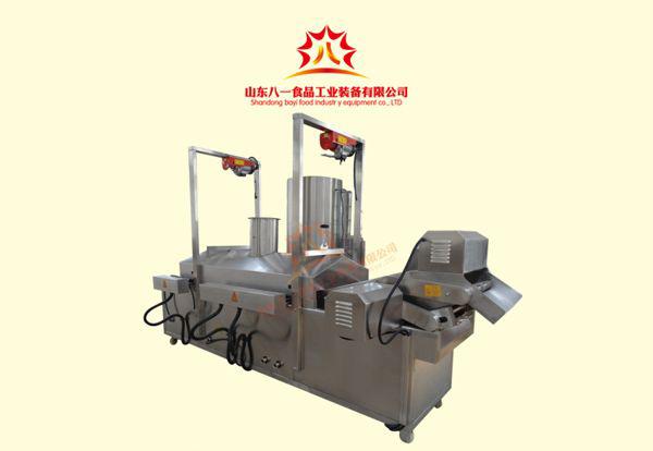 油炸薯片机,油炸,山东八一(图)