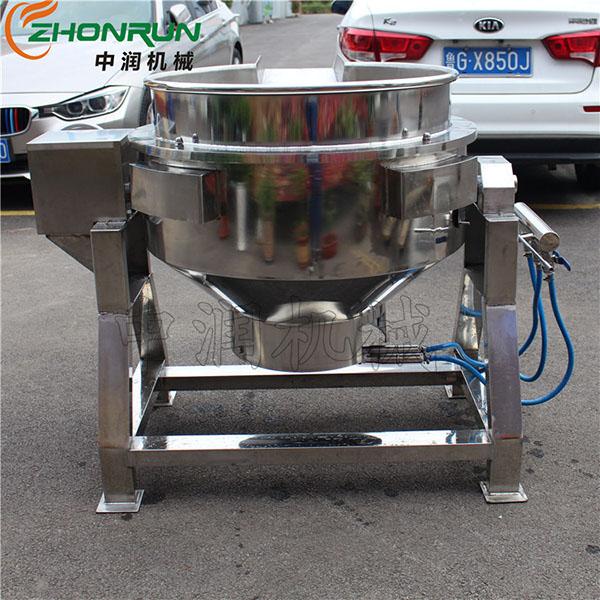 食品饮料加工夹层锅,诸城中润机械,食品饮料加工夹层锅价格