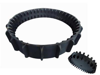 橡胶履带批发价格,广东橡胶履带,力维机械质量上乘(图)