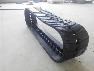 力维机械厂家直销、山东橡胶履带、橡胶履带参数