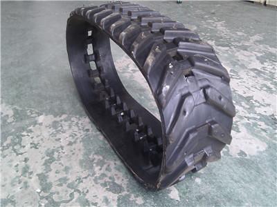 黑龙江橡胶履带|力维机械品质保障|橡胶履带多少钱