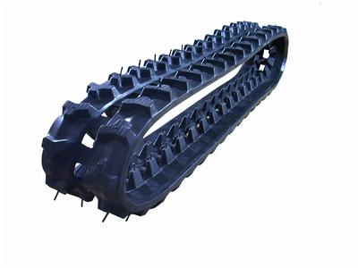 橡胶履带报价,上海橡胶履带,力维机械