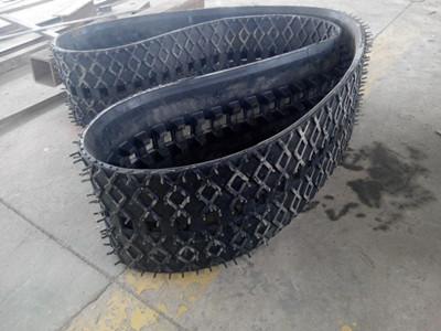 橡胶履带批发商|广东橡胶履带|力维机械质量上乘(图)