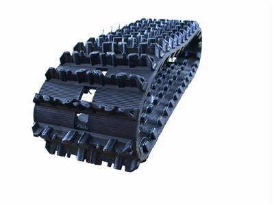 橡胶履带图片、上海橡胶履带、力维机械