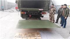 汽車裝卸尾板公司,鄭州百斯特,遼甯省汽車裝卸尾板