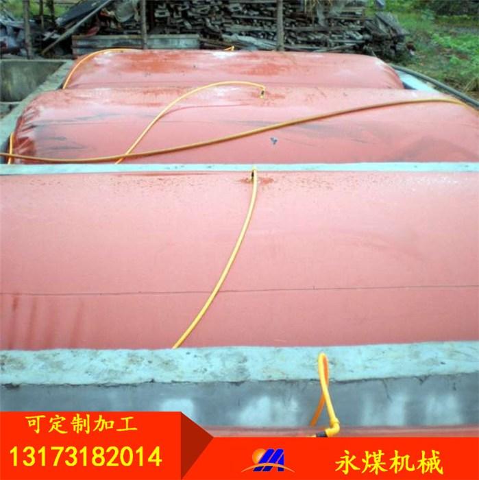 沼气养殖设备(图)、红泥沼气袋、磐石红泥沼气袋