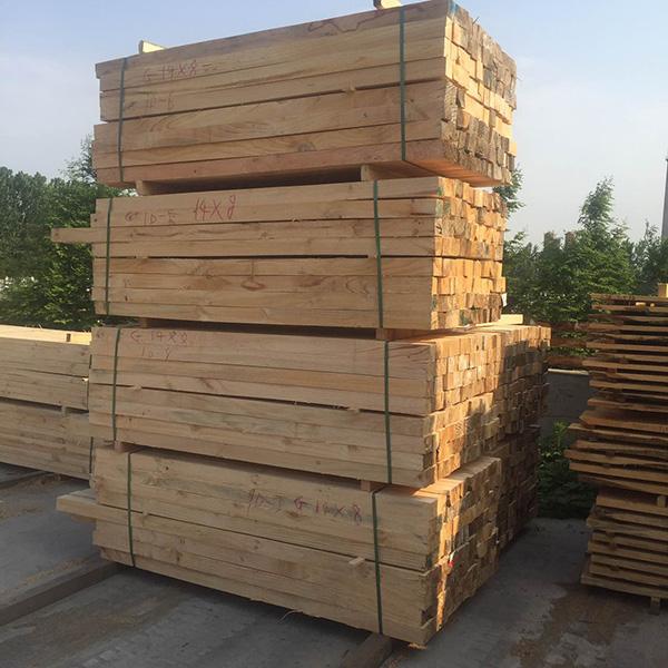 建筑木方(图)、樟子松木材加工、木材加工