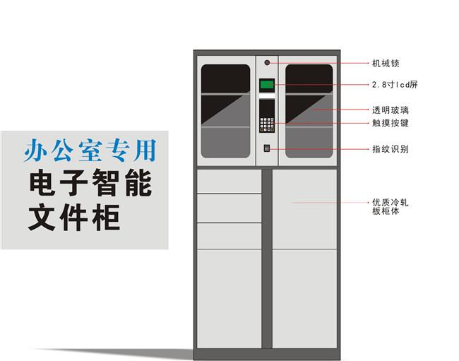 强固|广州存包柜|电子存包柜 超市