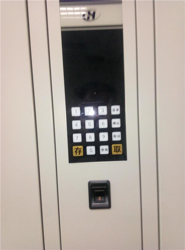 番禺存包柜、强固、电子密码存包柜
