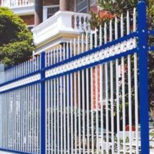 厂区锌钢围栏制作 厂区锌钢围栏报价 桂吉 阳台锌钢围栏