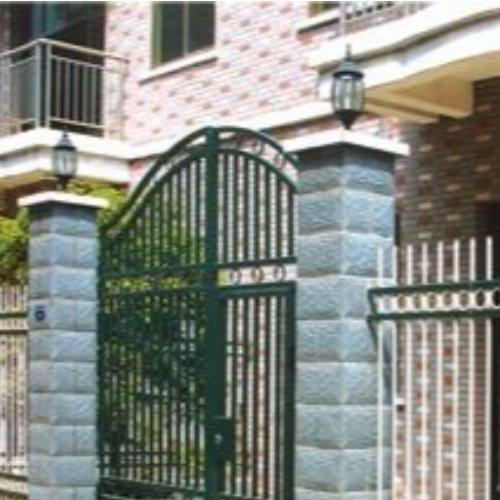 别墅锌钢护栏安装 交通锌钢护栏怎么样 别墅锌钢护栏定制 桂吉