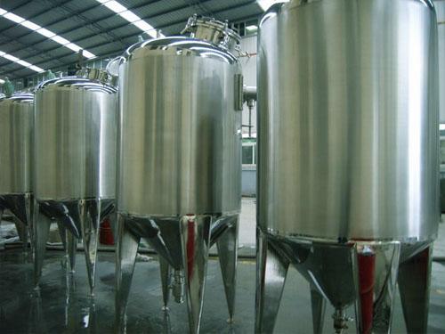 金水龙容器_不锈钢压力容器