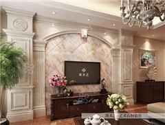 白色文化砖电视背景墙砖简约文化石报价