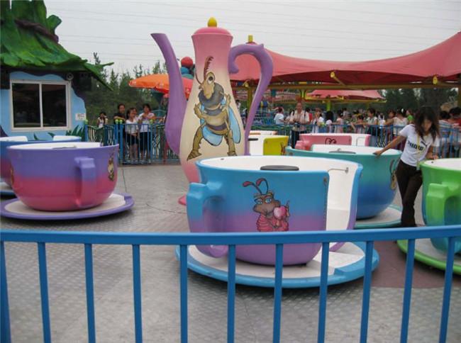 室外游乐场设备咖啡杯|三和游乐|咖啡杯