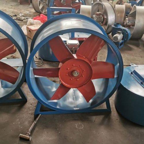 矿用轴流风机报价 轴流风机加工 轴流风机批发 天盛