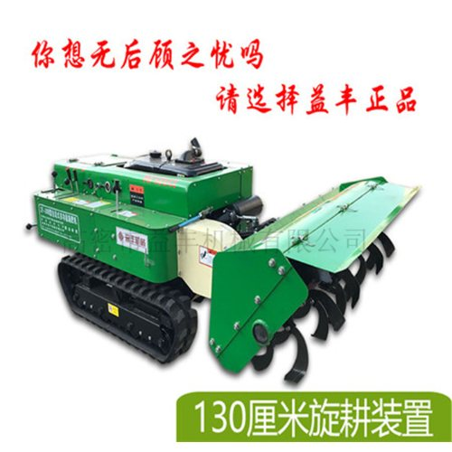 旋耕机哪家强 新型旋耕机工作视频 旋耕机哪个牌子好 益丰