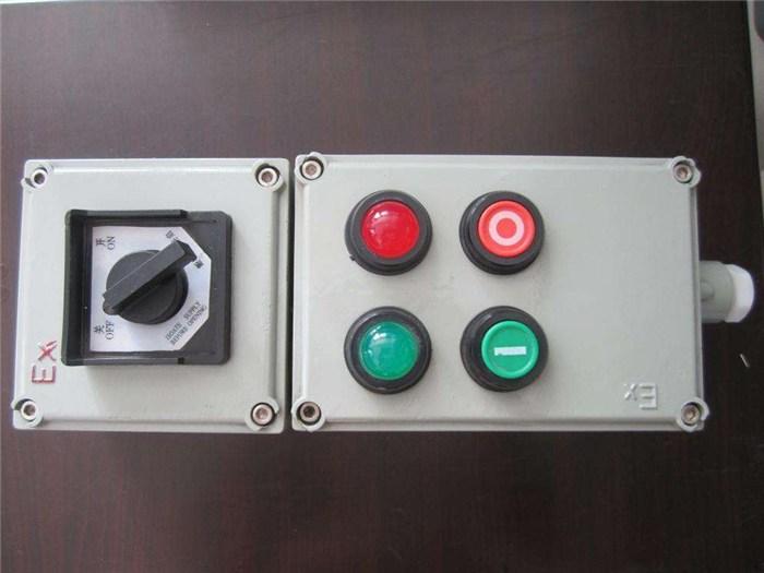 控制箱,防爆控制箱,FZC-S-A2D2B1控制箱