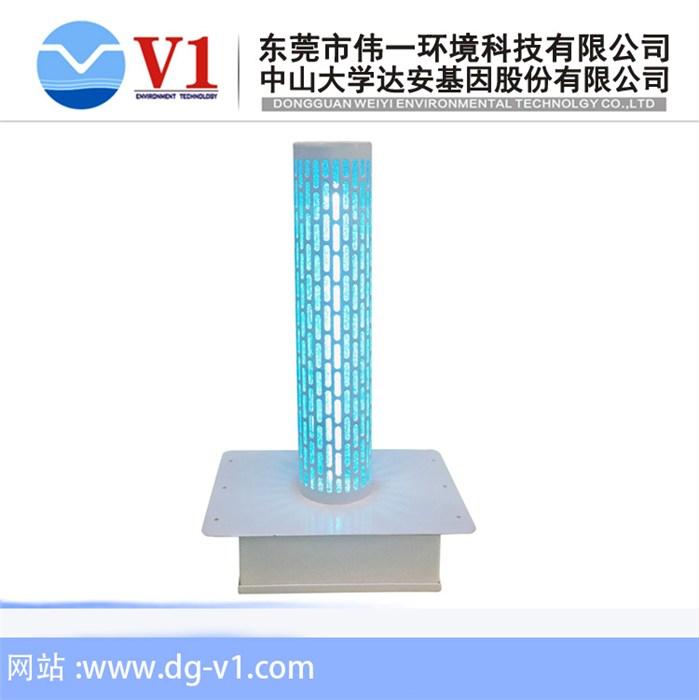 新疆空气净化装置、纳米光触媒空气净化装置、伟一(多图)
