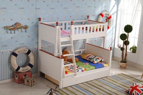 安觉儿童床(图),青少年儿童家具,儿童家具