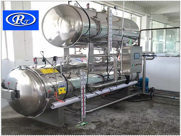 北京食品杀菌设备,诸城日通机械,哪里卖食品杀菌设备