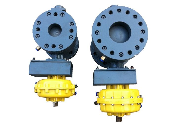 扇形气缸圆顶阀供应商图片/扇形气缸圆顶阀供应商样板图 (1)