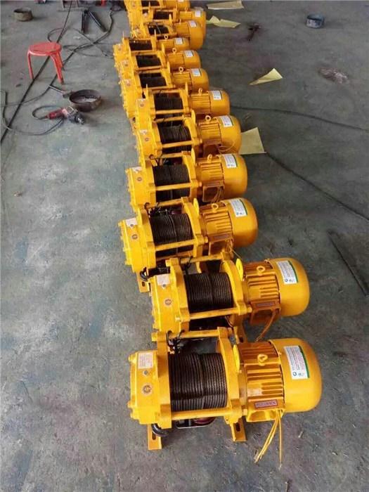 乱盘绳电动提升机|兴业发起重配件|荆州电动提升机