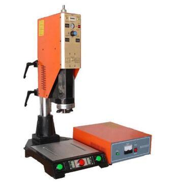 超音波塑胶焊接设备工装图片