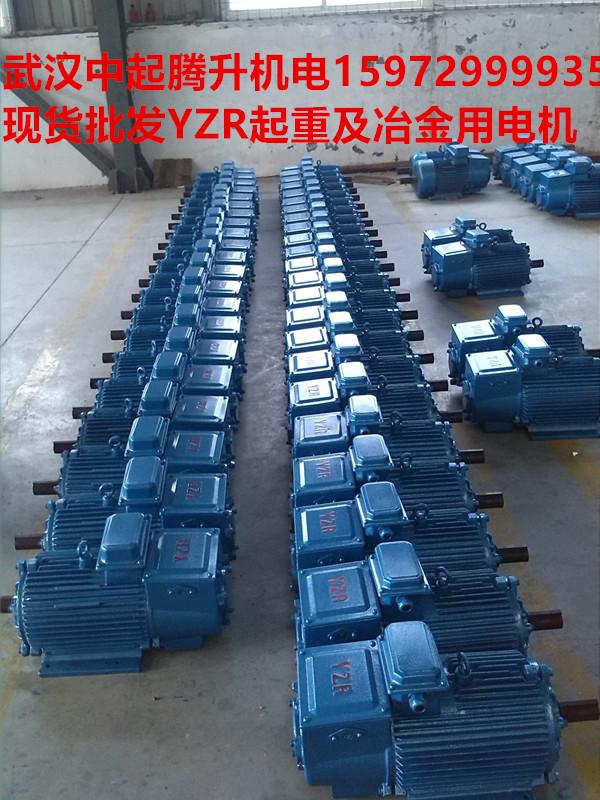 起重及冶金用电动机|庆元YZR225M-8  22KW