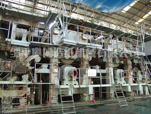 造纸机厂_造纸机_奥博造纸机械