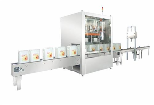 光固化树脂灌装机,无锡永蓝自动化设备(在线咨询),灌装机