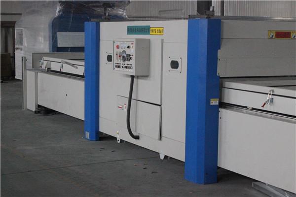洪涛木工机械|山东覆膜机|PVC覆膜机