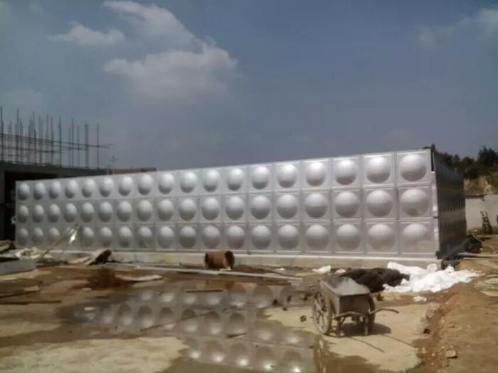 18吨不锈钢水箱图片/18吨不锈钢水箱样板图 (1)