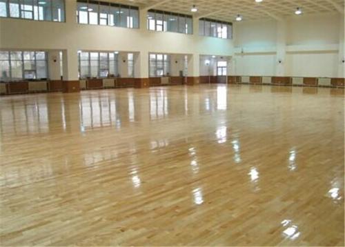 体育场馆运动地板