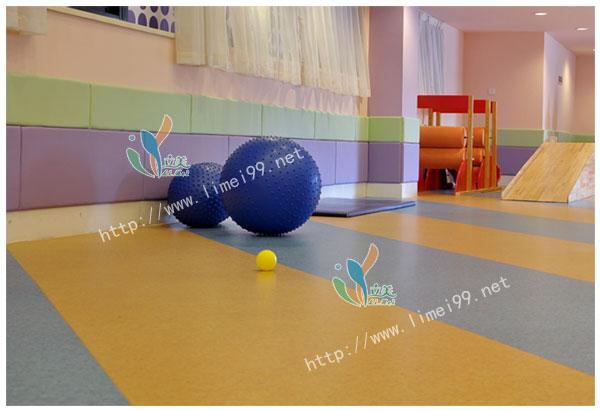 立美建材官方认证、儿童塑胶地板生产加工、台州儿童塑胶地板