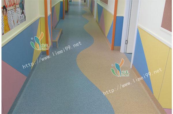 儿童塑胶地板,立美建材(在线咨询),儿童塑胶地板生产加工