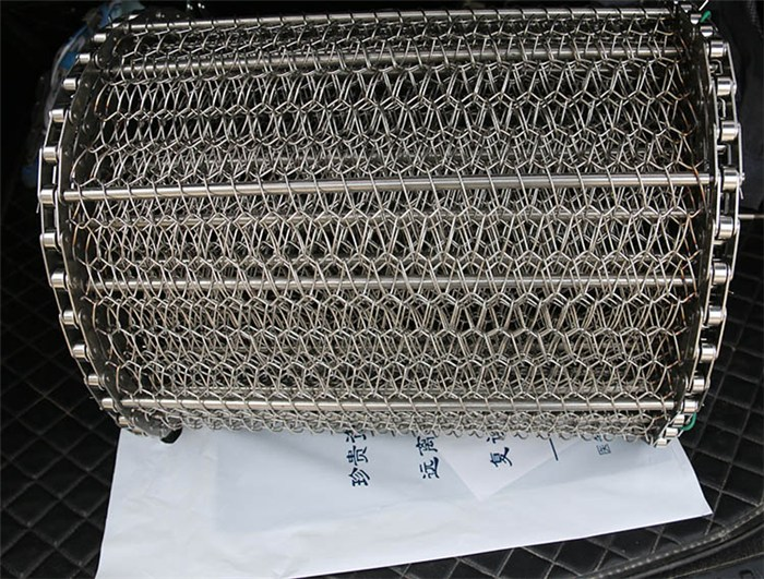 耐灼烧不锈钢输送网带图片/耐灼烧不锈钢输送网带样板图 (1)