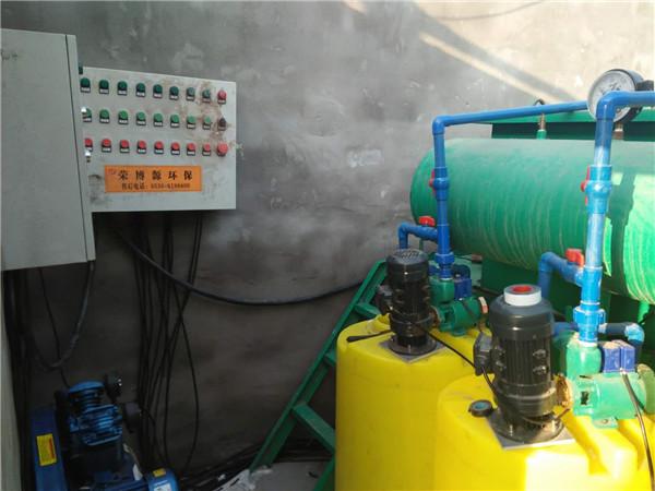 涂装污水处理设备价格低销售
