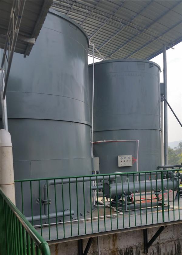 竖流式溶气气浮器厂家销售
