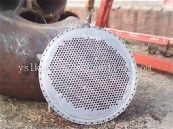 超翔管件 泰州管板 DN60016Mn焊接管板