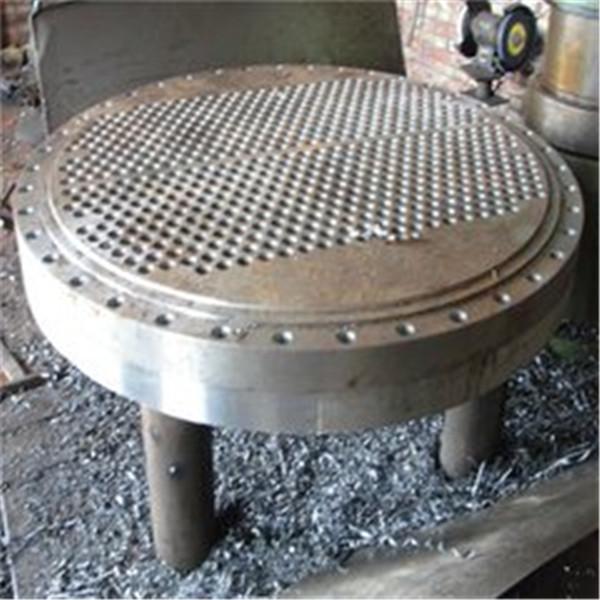 吉安管板 超翔管件 pn1.6焊接管板