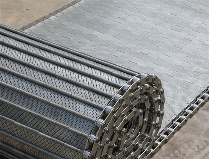 烘干机输送链板,输送链板,不锈钢输送链板厂家