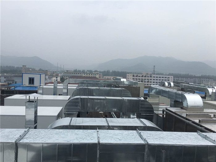 浙江白鐵通風管道工程安裝、亞特蘭通風