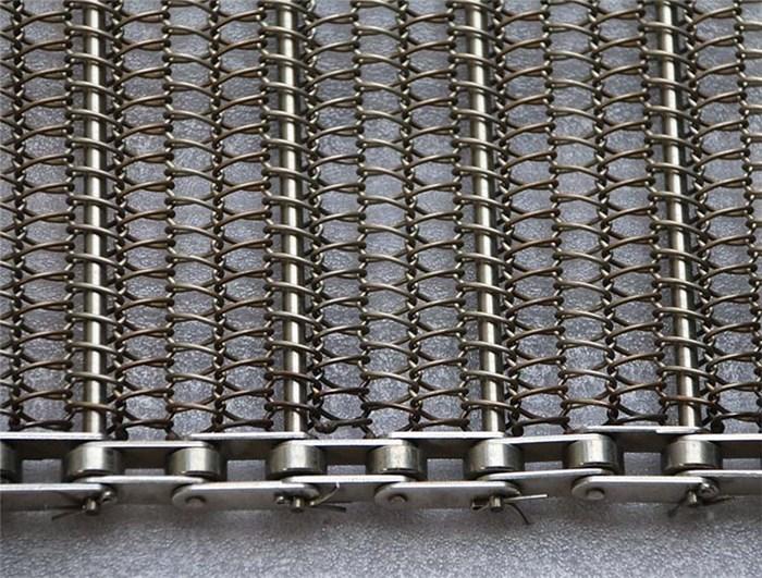 网带输送机生产线(图)-喷淋清洗食品网带-宜宾食品网带