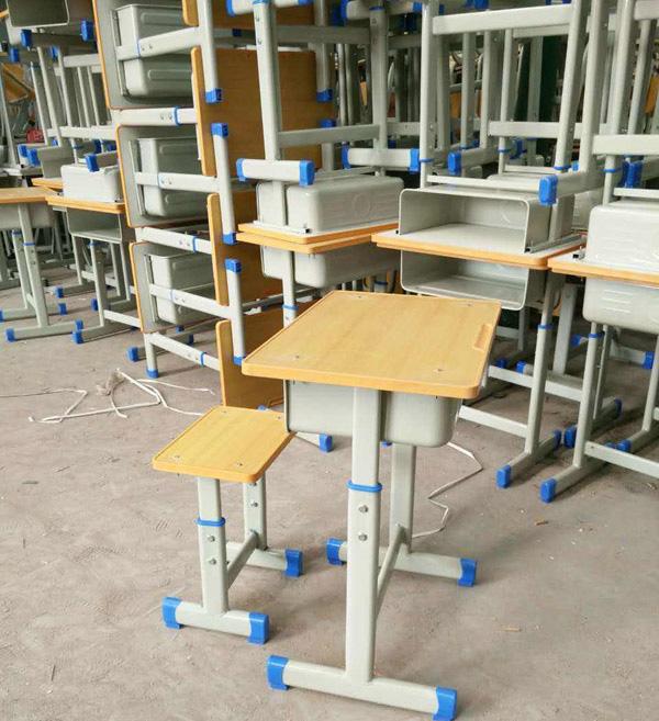 佛山厂家直销升降课桌椅/学生桌报价