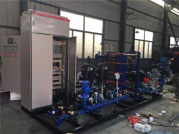 九江整体式换热机组_徳铭空调设备质量可靠