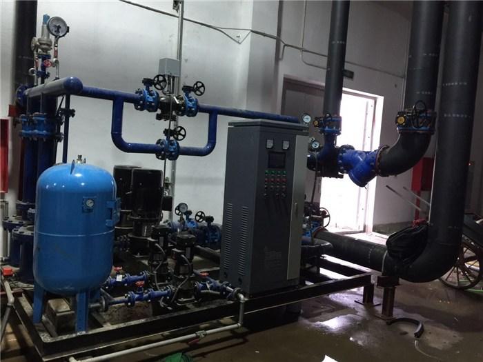 徳铭空调设备质量可靠,整体式换热机组生产厂家