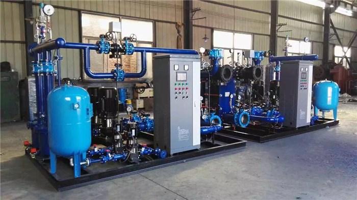 徳铭空调设备经久耐用(图)、板式换热机组经销商、板式换热机组