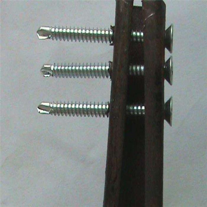 钻尾螺钉_不锈钢平头钻尾螺钉_不锈钢钻尾钉