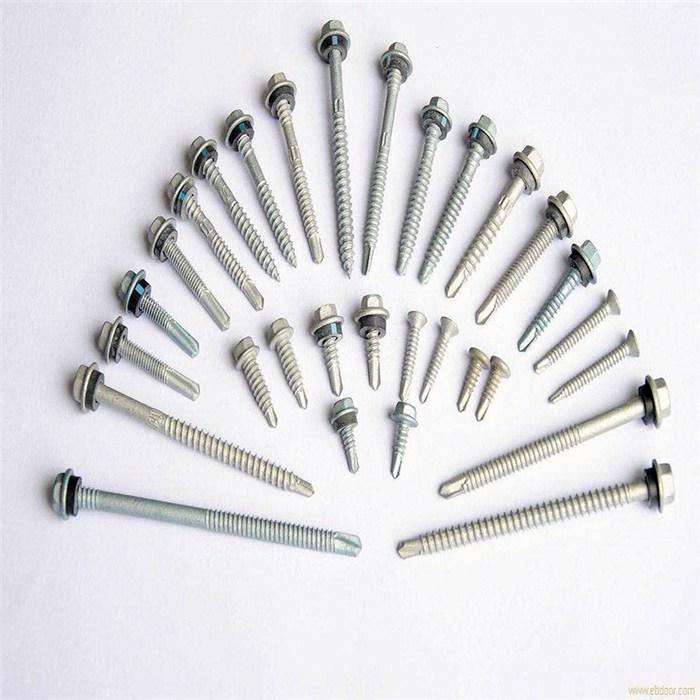 彩锌钻尾螺丝钉、钻尾螺钉、钻尾螺钉(查看)