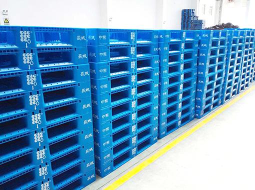 石家庄塑料托盘厂家(图)、塑料托盘价格、塑料托盘